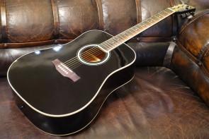 Santana sort western guitar