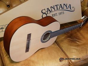 Santana B8 mat spansk guitar 4/4