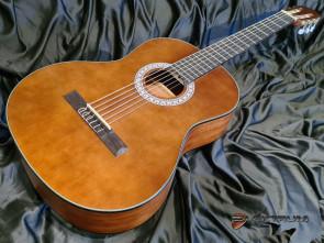 Santana SAN-LB8-BW Spansk begynder guitar