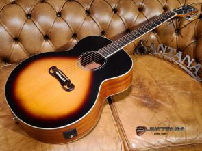 Santana SG100 Jumbo western guitar