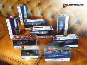 sE Electronics Mikrofoner