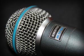 SHURE Beta 58 Mikrofon