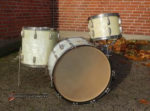 **SOLGT** Vintage 1950' Slingerland trommesæt