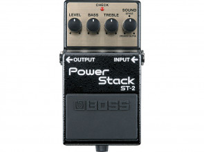 Boss ST-2 Power Stack pedal