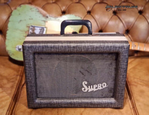 **RESERVERET** 1959' Supro Vintage forstærker