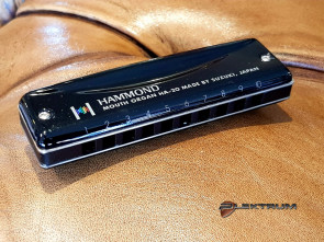 SuZuKi Hammond HA-20 Mundharpe - A