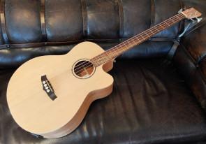 Tanglewood akustisk el-bas guitar