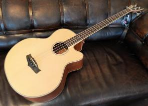 Tanglewood akustisk elbas guitar