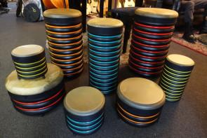Trommus E3u sæt 8 stk. trommer