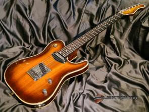 Valley Arts M Series Deluxe el-guitar
