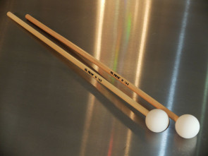 Køller: Vic Firth Gummi Mallets M155