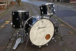 Vintage Slingerland 70' trommesæt + stativer