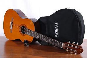 Yamaha Klassisk C40 Guitar Pakke