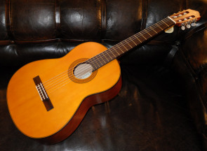 Yamaha CG122ms Proff. klassisk guitar