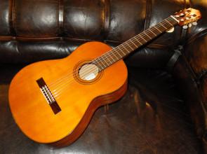 Yamaha CG162c Proff. klassisk guitar