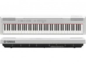Yamaha P-115 el-piano i hvidt
