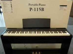 Yamaha P-115 el-piano m/stativ st-2