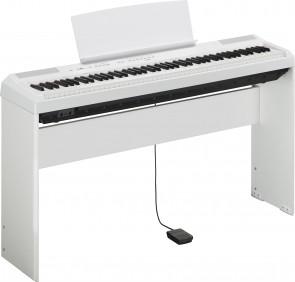 Yamaha P-115 el-piano Hvid m/stativ st-1