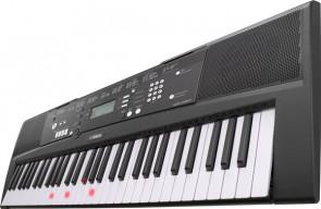 Yamaha Keyboard EZ-220 med lys