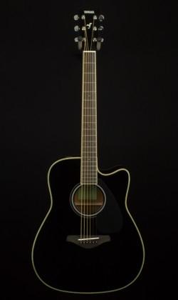 Yamaha FGX-820bl Western Guitar