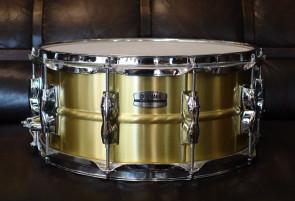 Yamaha nye Recording lilletromme 6½ i Messing