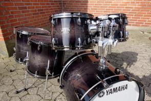 Yamaha Live Custom Oak trommesæt - 5 pc.