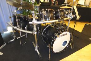 Yamaha Live Custom trommesæt med HexRack