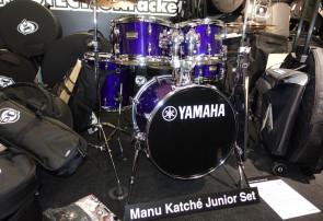 Yamaha Manu Katche trommesæt u/hdw.