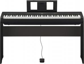 Yamaha P-45 el-piano med stativ