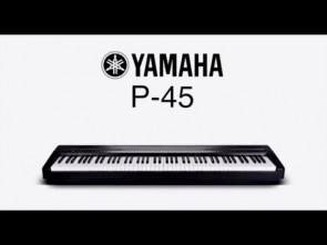 Yamaha P-45 el-piano