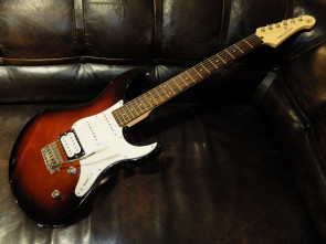 Yamaha Pacifica elektrisk guitar Pacifica 112V