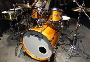 Yamaha Recording Custom trommesæt 4 pc. Natural
