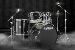 Yamaha Rydeen trommesæt i Black Glitter