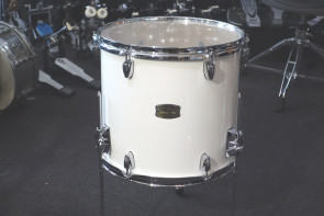 "YAMAHA 14"" Stage Custom GulvTom i Pure white"