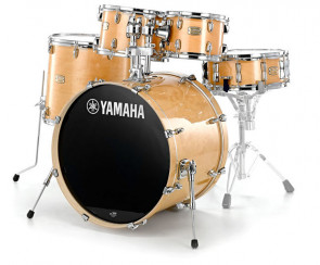 Yamaha Stage Custom trommesæt - Natur
