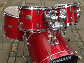 "Yamaha Stage Custom trommesæt 22"" i Cranberry"