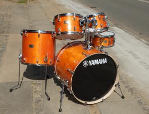 Yamaha Stage Custom trommesæt