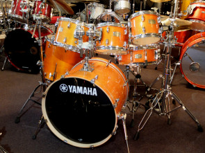Yamaha Stage Custom trommesæt 6pc. m/ stativer