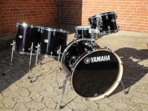 Yamaha Stage Custom Birch trommesæt i Raven Black