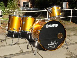 """**SOLGT** Yamaha Stage Custom trommesæt 24"""""""