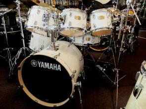 Yamaha Stage Custom trommesæt 6pc. med stativer