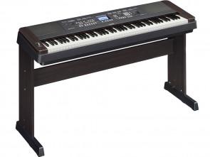 Yamaha DGX-650 Klaver / keyboard - Sort