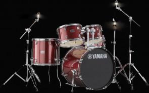 Yamaha Rydeen Studio trommesæt i Burgundy Glitter