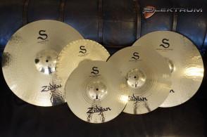 Zildjian S-Series Performer bækken pakke