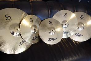 Zildjian S-Series Rock bækken pakke