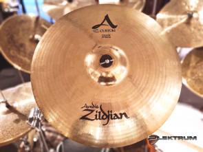 """Zildjian A Custom 19"""" Crash bækken - Brugt"""