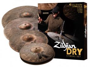 Zildjian K Custom Special Dry Promo Set