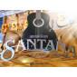 **TILBUD** Santana 4/4 Spansk begynder Guitar i sort